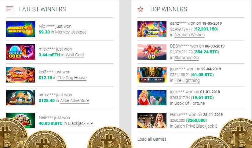 Bitcoin slot machine gratis da giocare